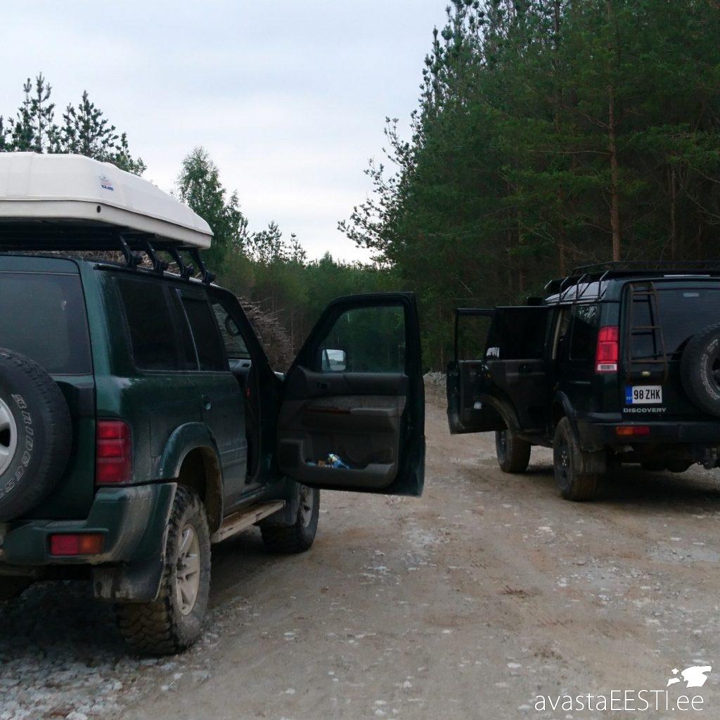 4x4 seiklus Šokeeriv Ida-Virumaa (Marko Kaldur)
