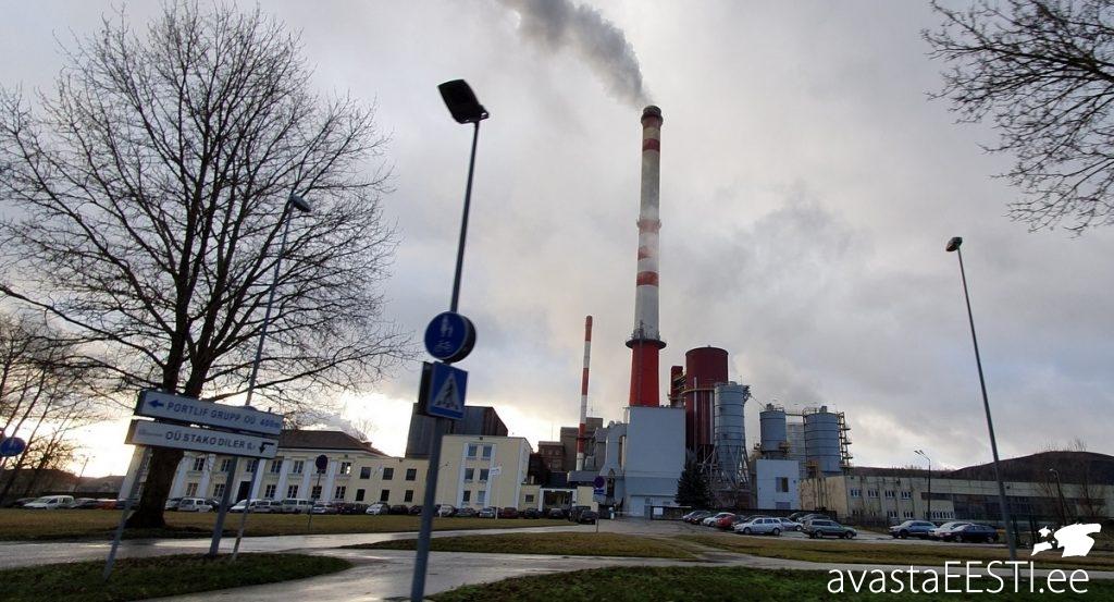 Kohtla-Järve tööstus (Marko Kaldur)