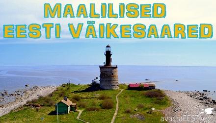 Esitlus Maalilised Eesti väikesaared (Marko Kaldur)