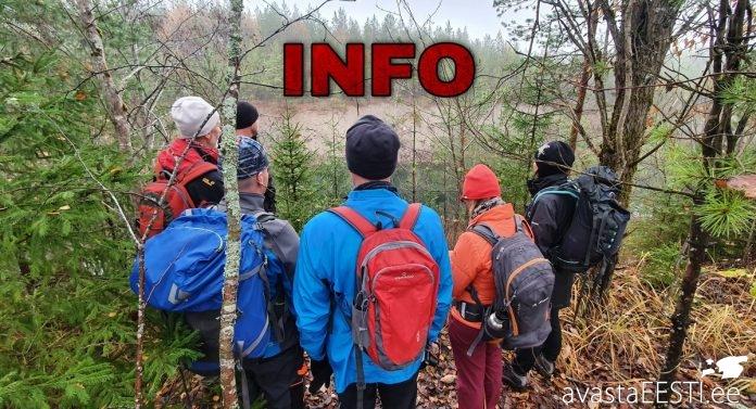 Info matkade kohta