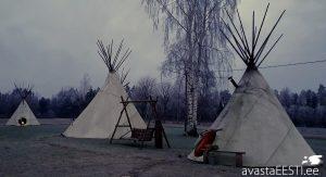 Jõe Puhketalu Indiaaniküla (Marko Kaldur)
