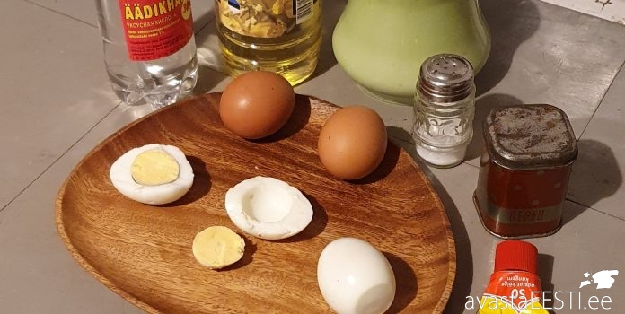 Baltisaksa munad (Marko Kaldur)