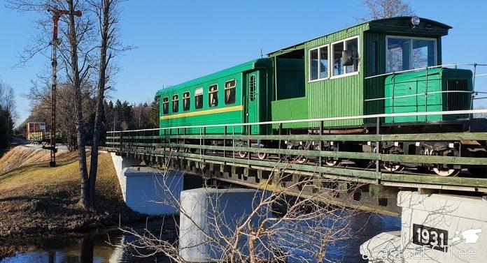 Avinurme rong (Marko Kaldur)