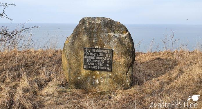 Kalvi II MS Penekite mälestusmärk (Marko Kaldur)