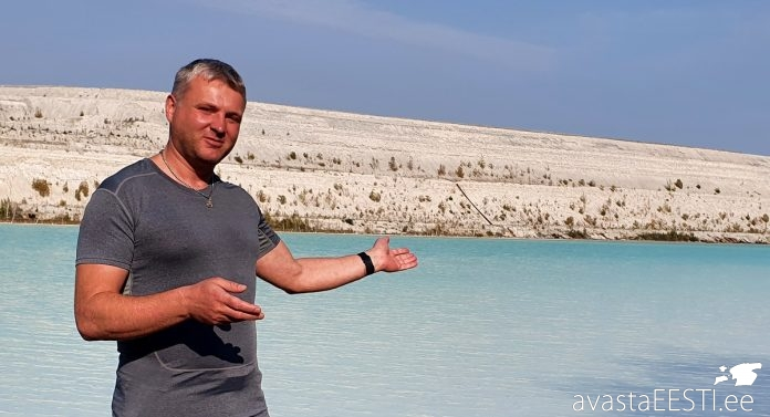 Esitlus Šokeeriv Ida-Virumaa reisikirjanik Marko Kaldur
