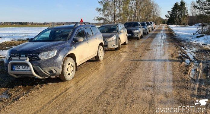 Automatk Šokeeriv Ida-Virumaa edasijõudnutele (Marko Kaldur)